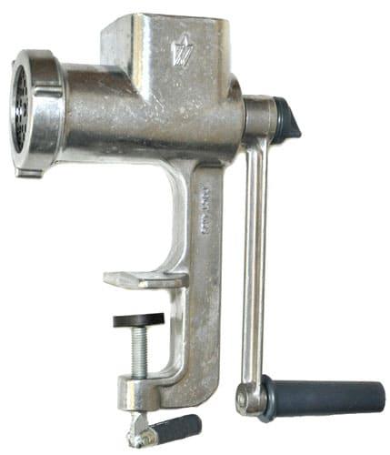 Механическая мясорубка Мотор Сич 1 МА-С (алюминий)