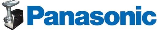 Мясорубки Panasonic логотип