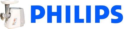 Мясорубки Philips логотип