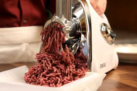 Правильная эксплуатация мясорубок